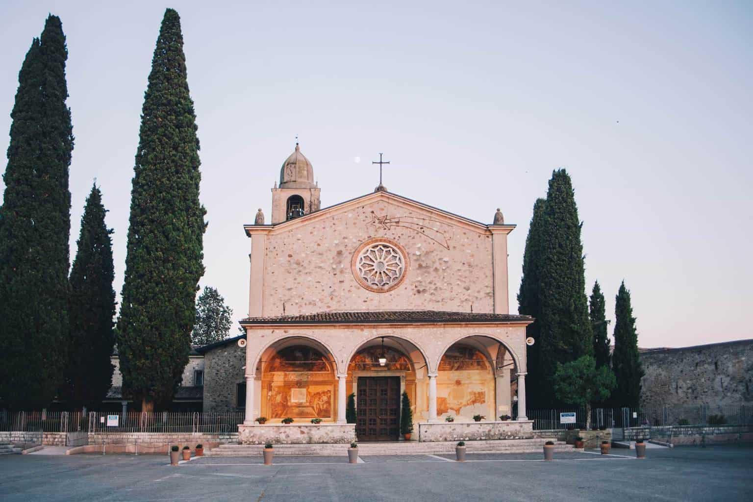 Santuario Madonna del Frassino_foto Jessica Zufferli