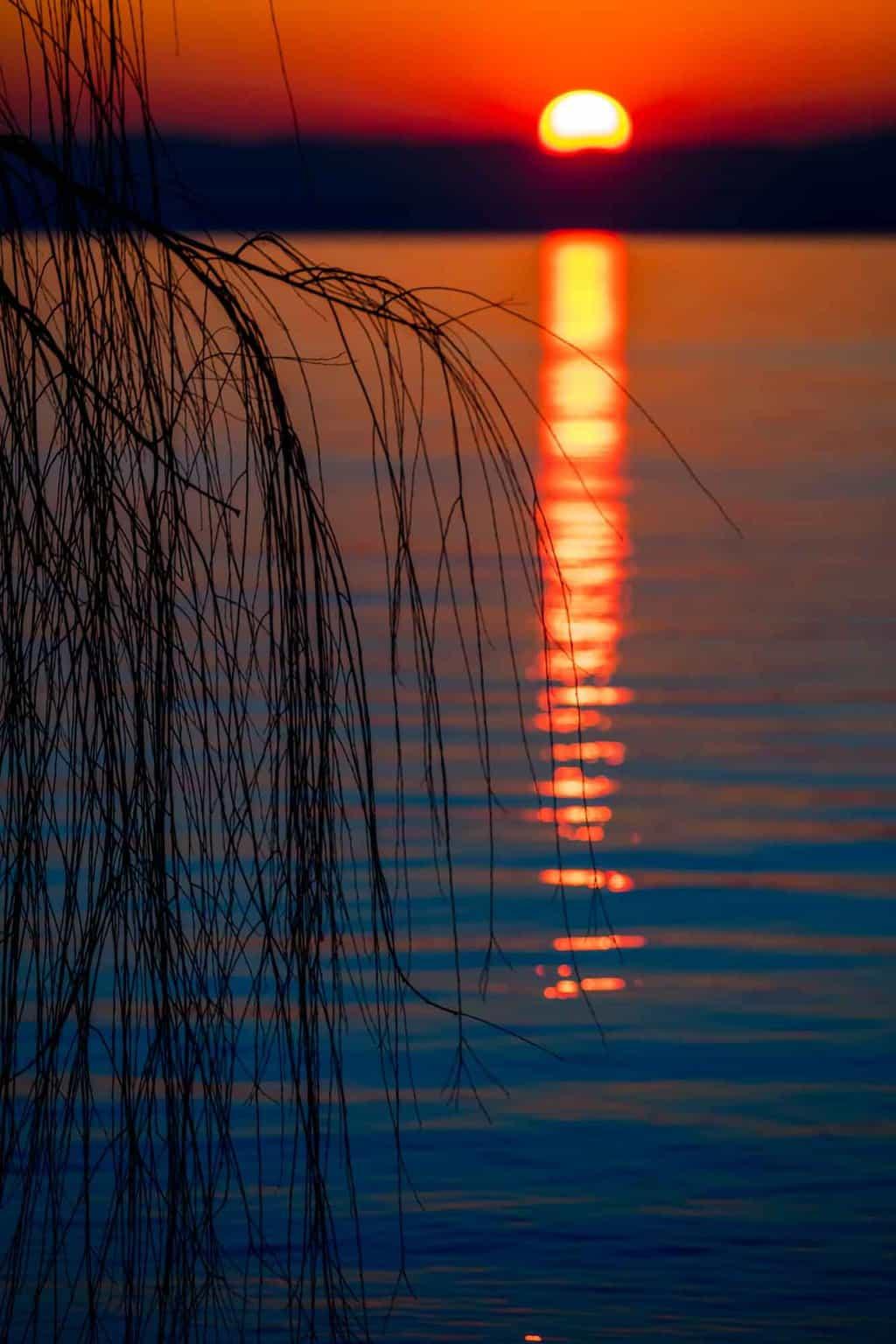Garda tramonto