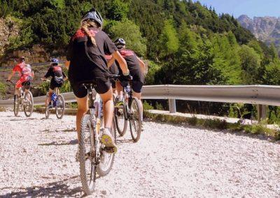 Cicloturismo e itinerari