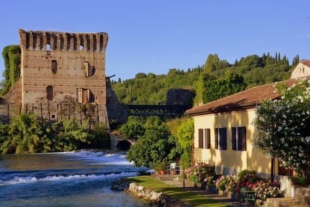 Borghetto (Valeggio sul Mincio), Verona, vicino al lago di Garda