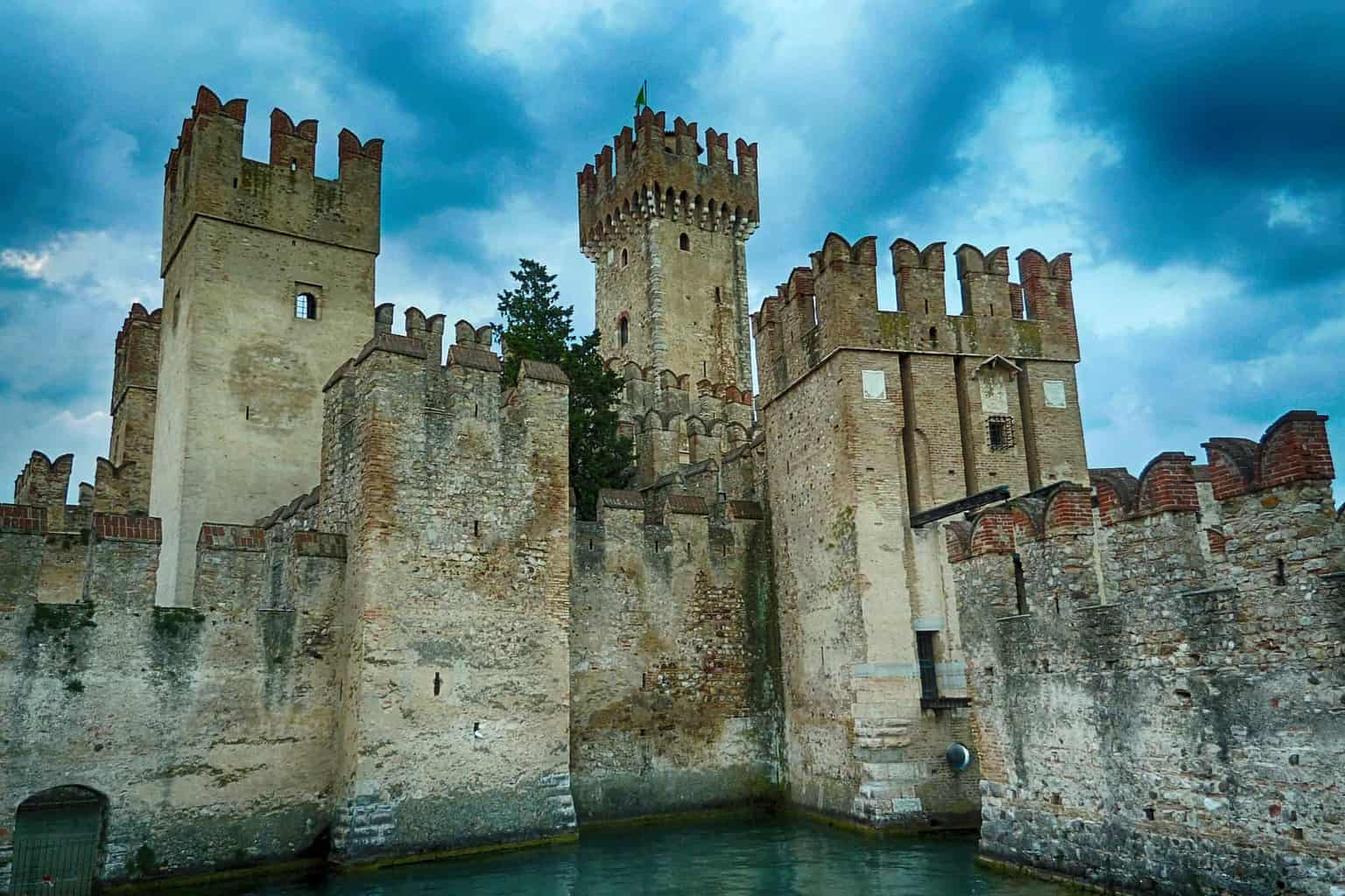 Castello Sirmione_foto di Jessica Zufferli