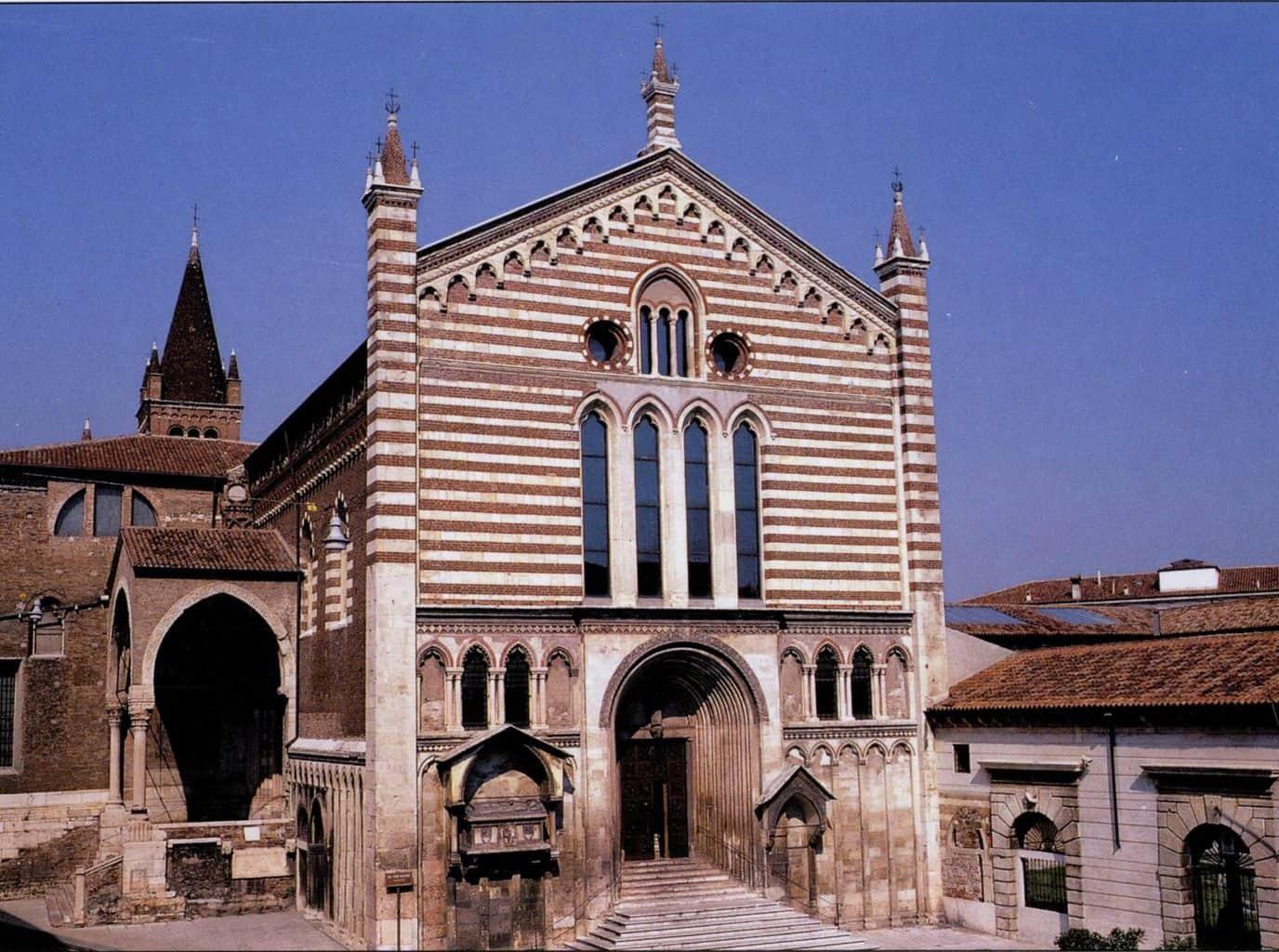 Verona Chiesa di San Fermo Maggiore