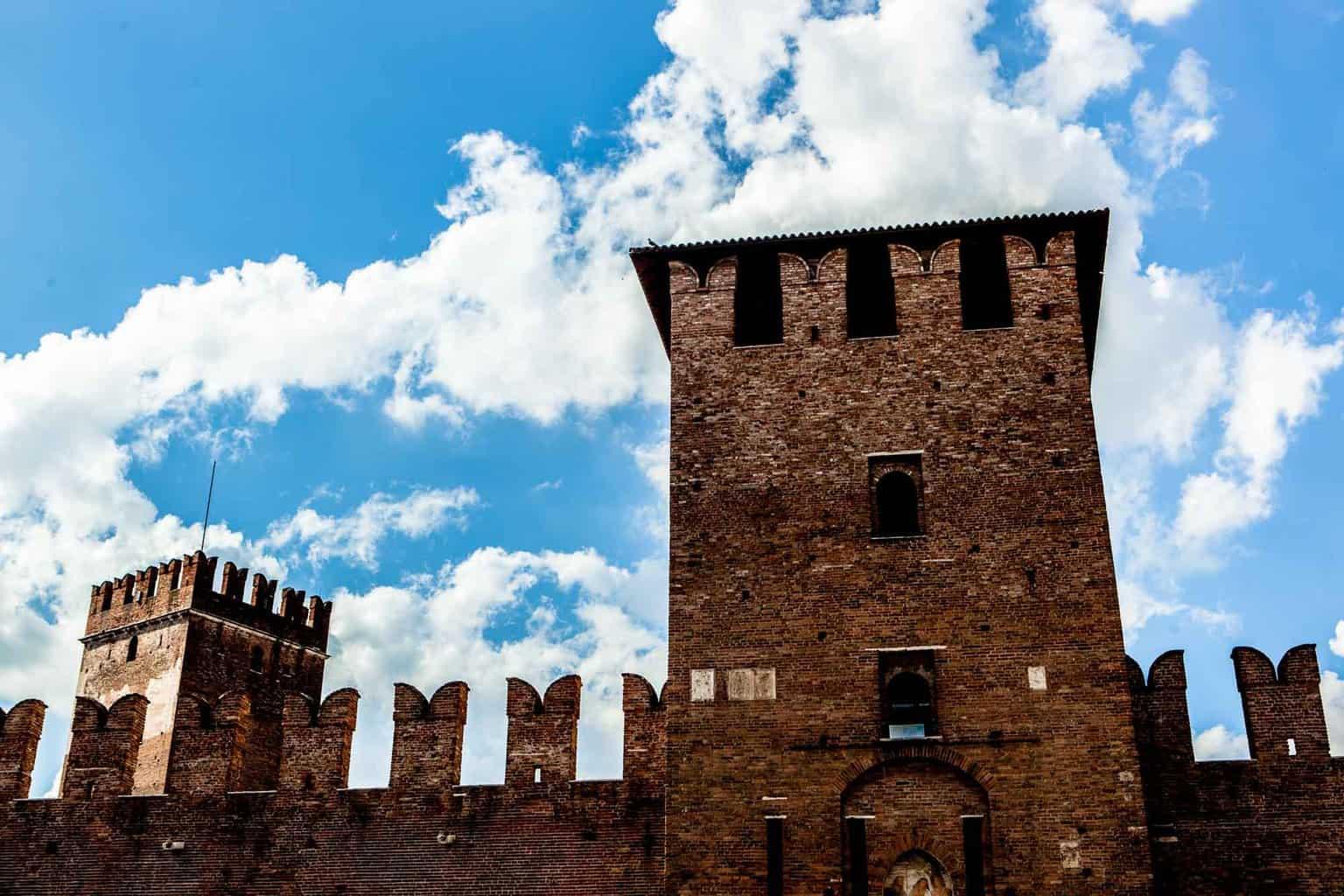 Verona Castelvecchio - il Castello Scaligero_Mauro Magagna Ph.