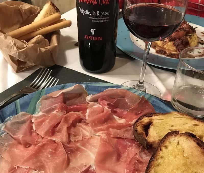 """Ristoranti a Verona: la trattoria osteria """"Casa Vino"""""""