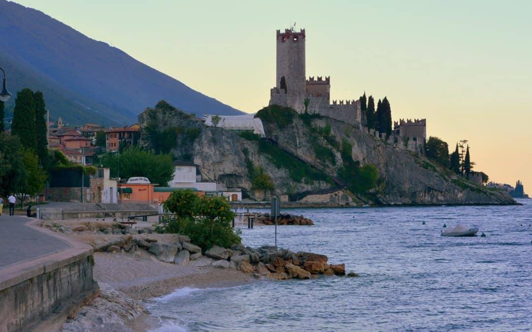 Raggiungere Verona e lago di Garda con i mezzi pubblici