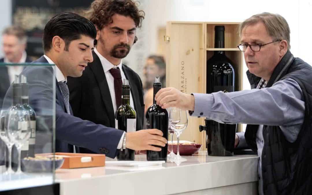 Vino italiano, il boom prosegue. C'è ottimismo anche per il 2018