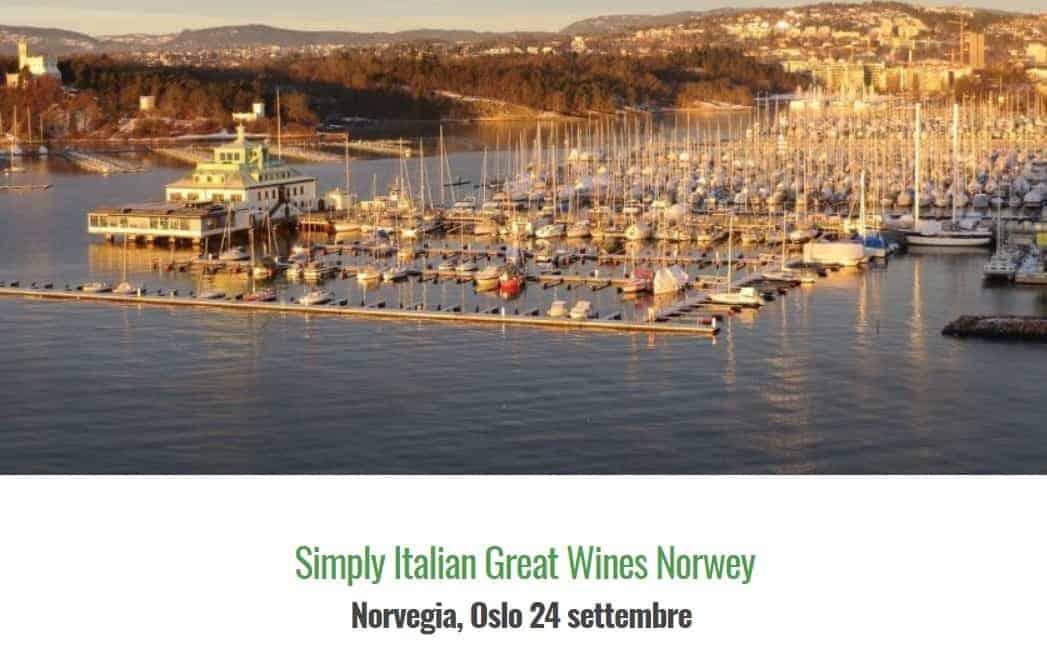 Norvegia, eccellente opportunità per l'export dei vini veronesi di qualità