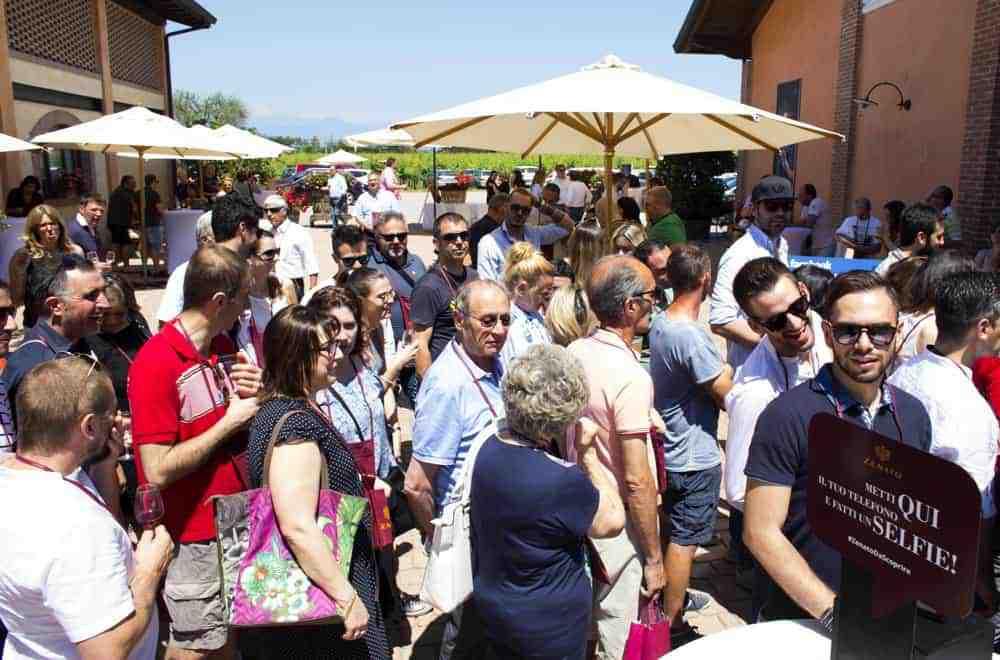 Cantine Aperte, sabato 27 e domenica 28 maggio a Verona degustazione dei vini di qualità