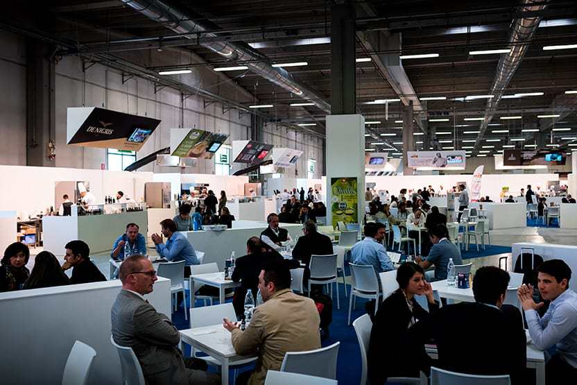 Cibus di Parma, alleanza con Veronafiere sull'agroalimentare per export e mercati esteri