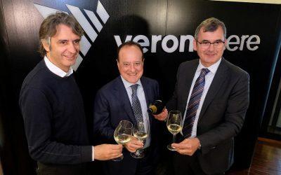 Veronafiere celebra 120 anni di attività con il nuovo marchio e mette Verona al centro