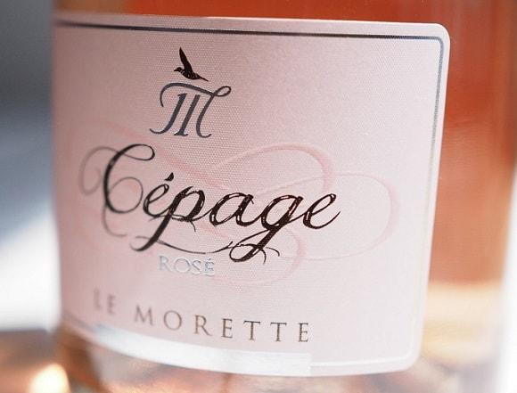 """Bardolino Chiaretto spumante, ecco Cépage Rosé le prime bollicine rosa firmate """"Le Morette"""""""