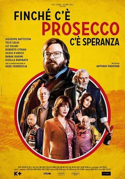 """Cinema e Vino: il rapporto fra uomo e terra nel film """"Finché c'è Prosecco c'è speranza"""""""