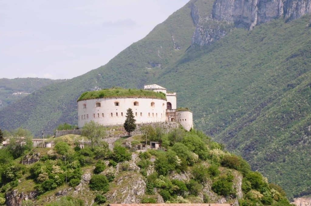 Guida Turistica Terra dei Forti, Forte di Rivoli