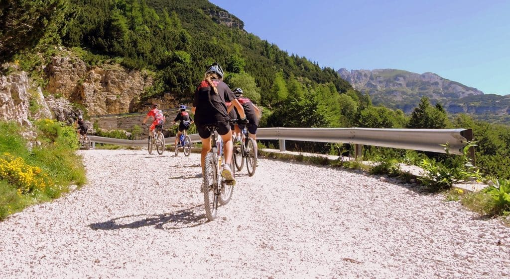 Verona in bici: gita in bicicletta di 20 km in Valpantena. E poi le cantine dei vini Valpolicella