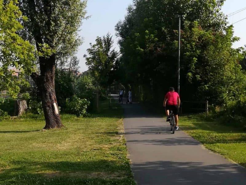 Ciclovia Mantova - Peschiera