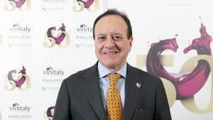 Giovanni Mantovani - direttore generale di Veroafiere - Vinitaly - Verona Wine Love
