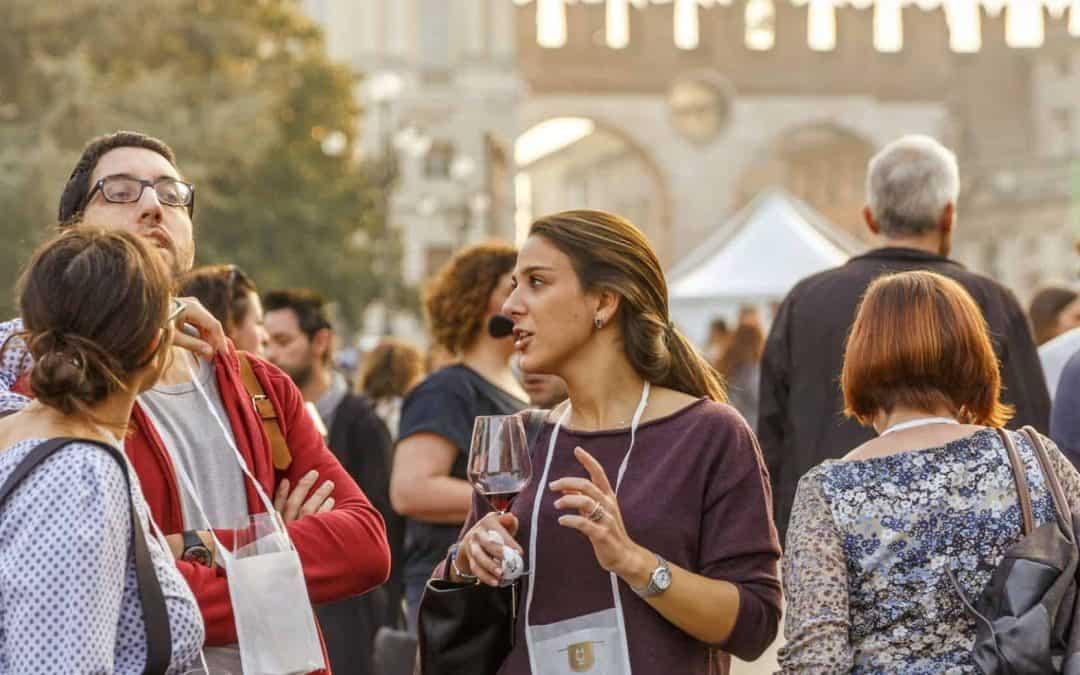Hostaria Verona – il programma da oggi venerdì 12 a domenica 14 ottobre 2018
