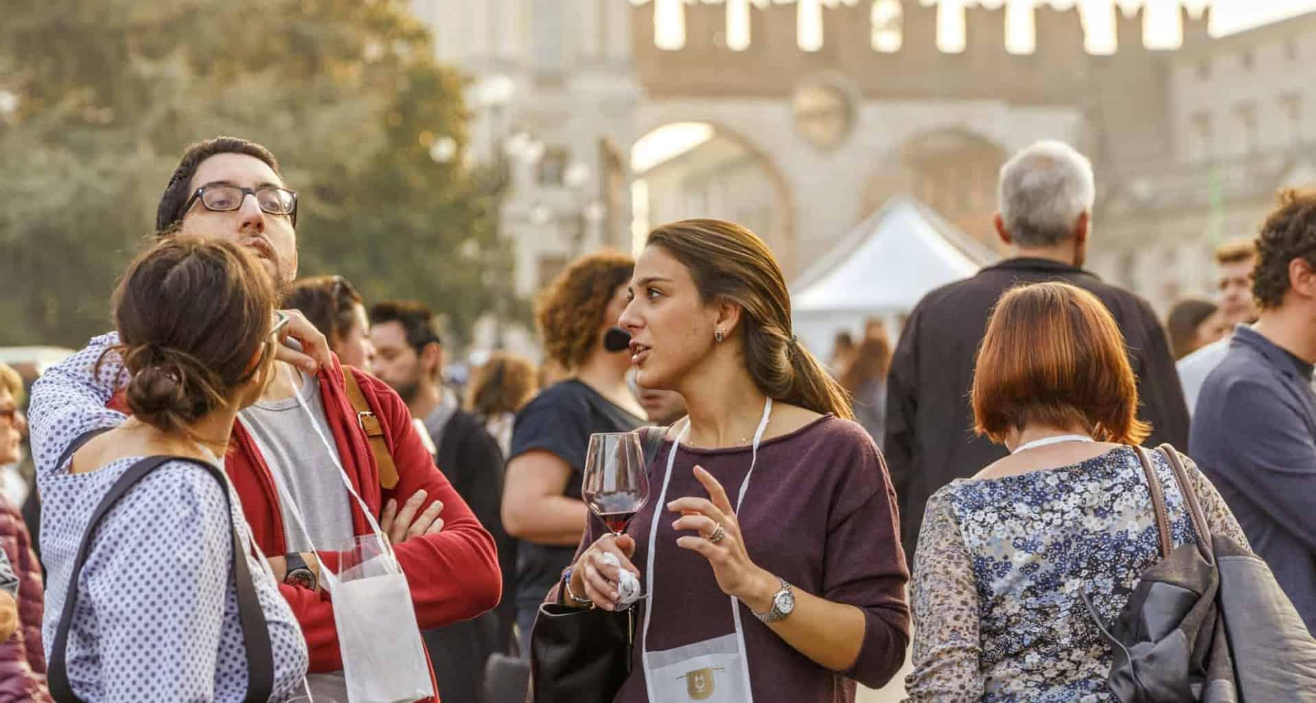 Hostaria Verona - festival del vino - Verona Wine Love - 12-14 ottobre 2018 ---