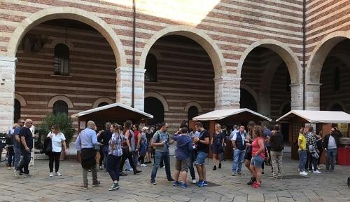 Hostaria Verona: il festival del vino in centro storico all'insegna della qualità e della cultura