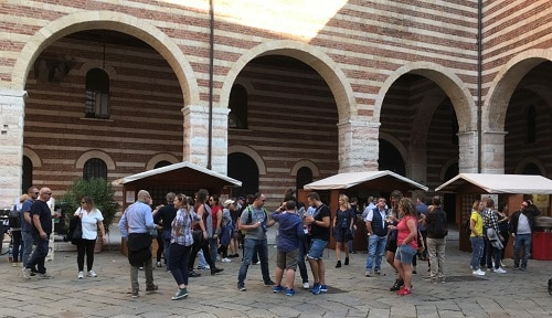 Hostaria Verona - festival del vino - ottobre 2018 - Verona Wine Love