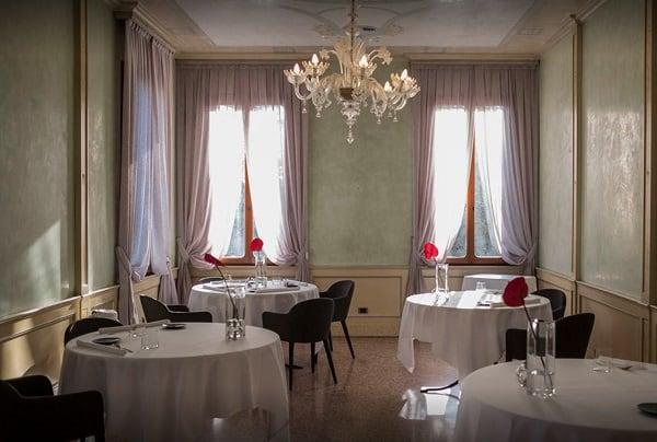 Il migliore ristorante emergente del Triveneto? E' il Villa Selvatico di Roncade (Tv). Premio dalla Cantina veronese Gianni Tessari