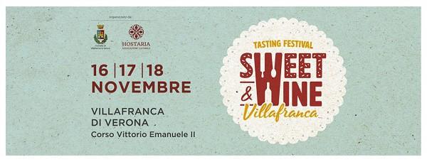 """Eventi Verona: """"Sweet & Wine"""" a Villafranca. Vino e sfogliatine in piazza da venerdì 16 a domenica 18 novembre"""