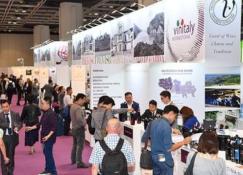 Vinitaly - promozione vino italiano ed enoturismo in Cina - Veronafiere - a