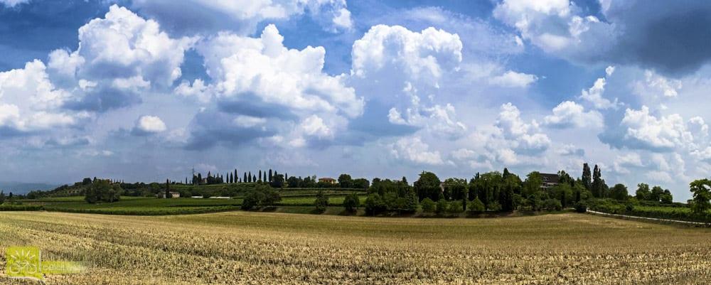 In bicicletta nella zona del vino Custoza: due itinerari per conoscere la storia del Risorgimento Italiano