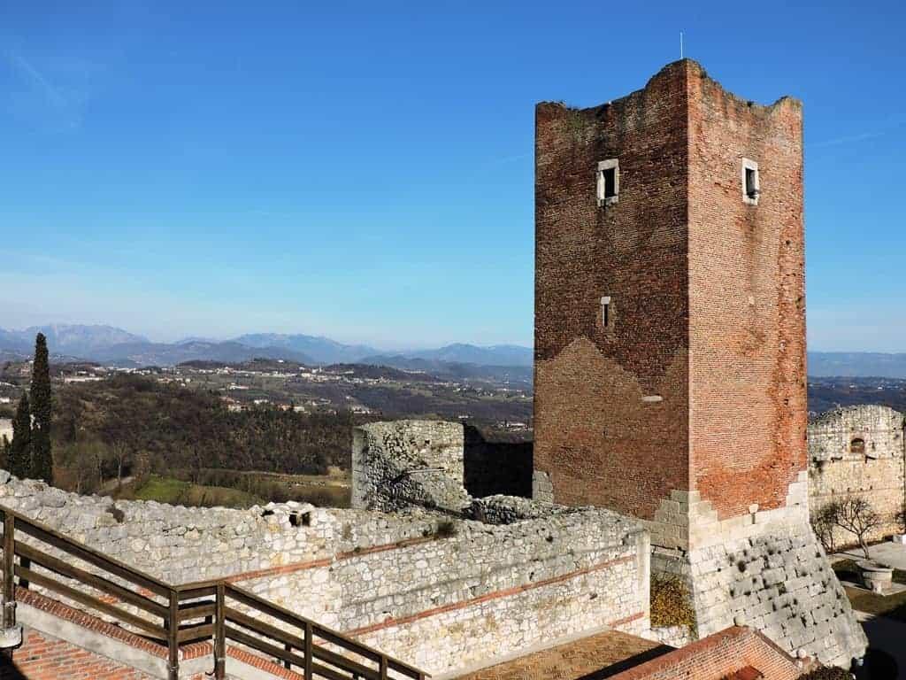 Giulietta e romeo castelli