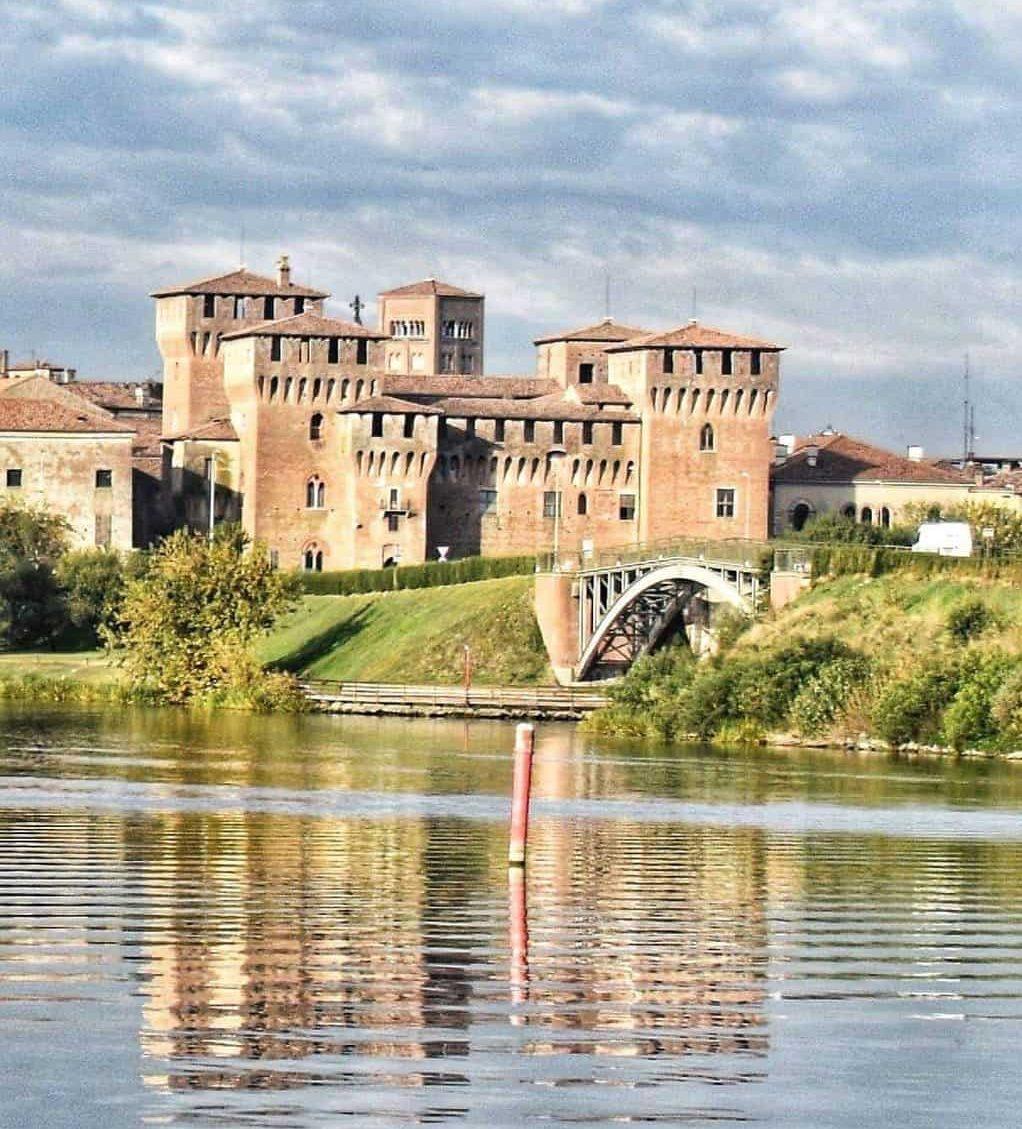 Visita Mantova, Castello di San Giorgio