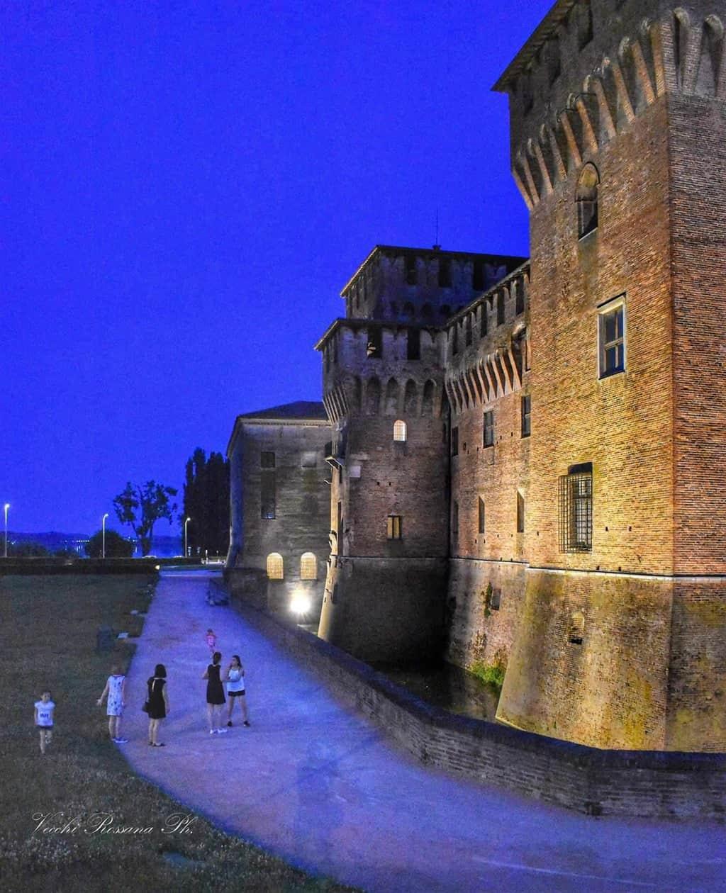 Mantova turismo, Castello di San Giorgio