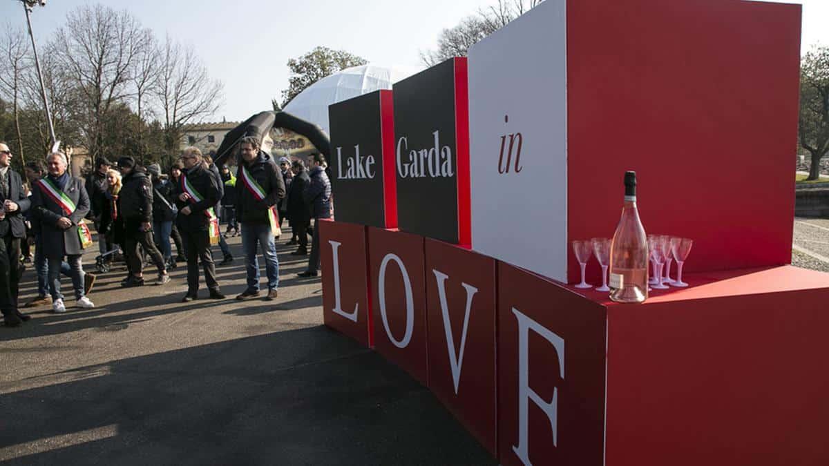 Lago di Garda in Love - Festa degli Innamorati - San Valentino