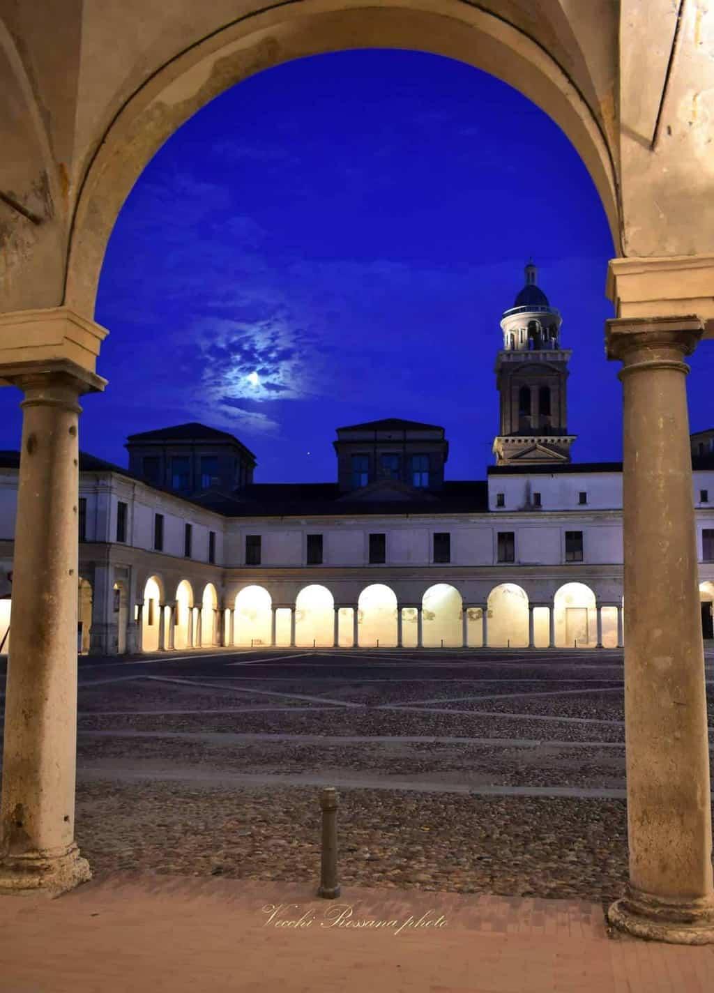 Mantova cosa vedere, Palazzo del Te