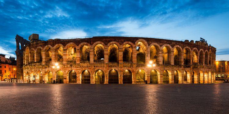 Vinitaly - Anfiteatro Arena di Verona
