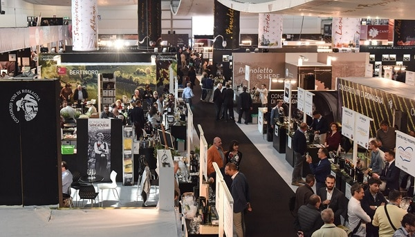 Vinitaly Verona - Fiera Verona - Vinitaly 2019 alla Fiera di Verona - vino, enoturismo, turismo del vino