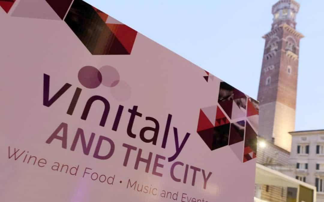 """Vini veronesi: dal 5 all'8 aprile 2019 """"Vinitaly and The City"""". Eventi Verona: in centro storico il fuori salone di Vinitaly"""