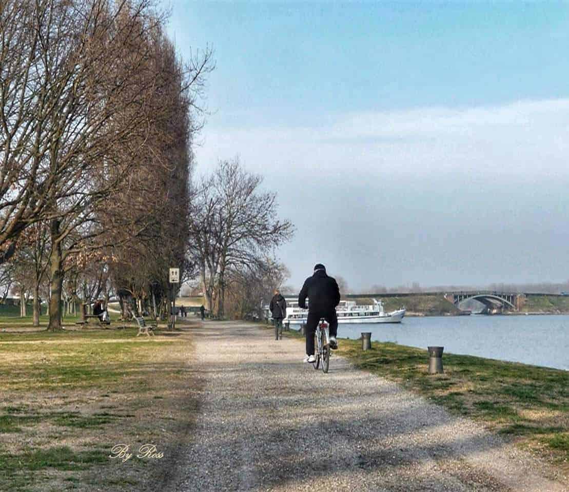 Mantova, escursioni in bicicletta