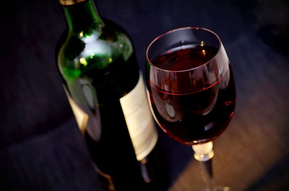 Vino rosso di Mantova