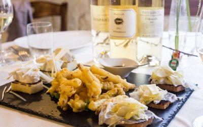 Asparagi & Vespaiolo: fino al 13 giugno la rassegna gastronomica che abbina vino Vespaiolo e Asparago Bianco di Bassano Dop. Scopri i ristoranti e gli eventi