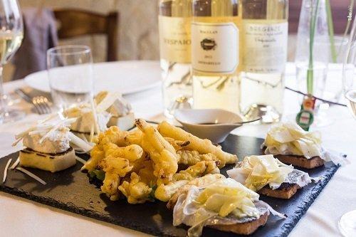 Osterie, trattorie e wine bar