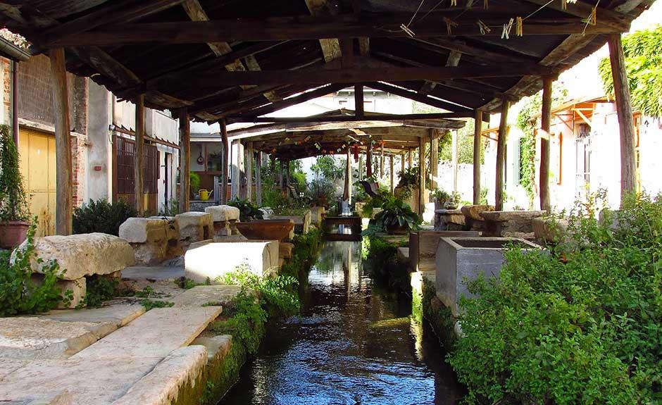 Verona turistica, Avesa, camminata nella natura