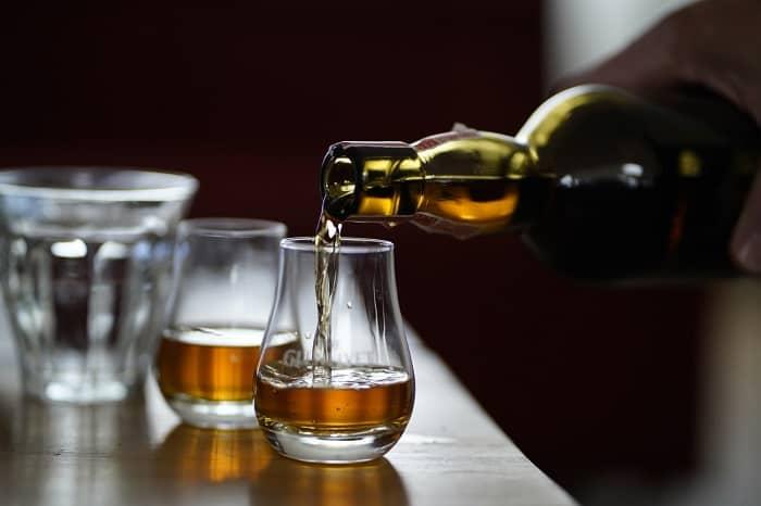Scotch e grappe
