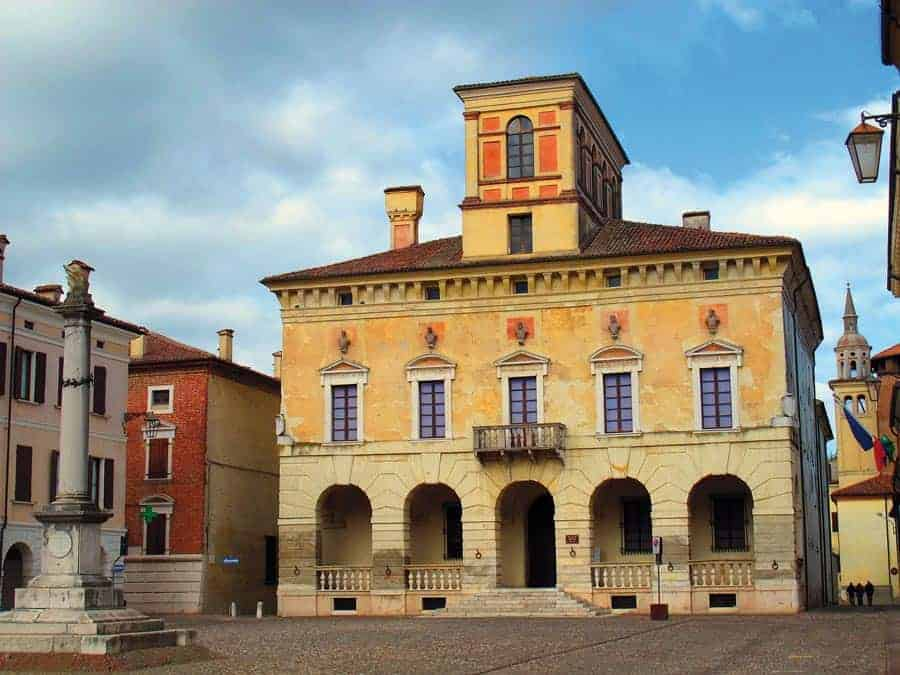 Mantova, campagna e cicloturismo