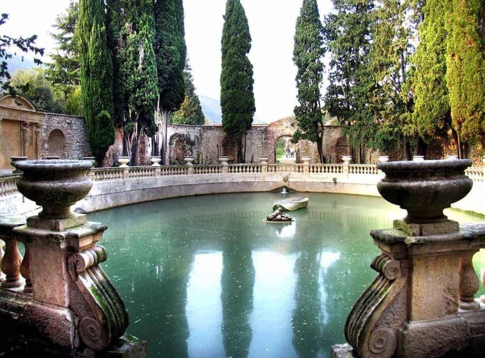 Verona naturalistica, Villa Scopoli