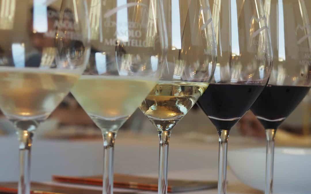 Asolo Wine Tasting. Dall'Asolo Prosecco Docg alla Recantina Doc, passando per il Montello Docg. Appuntamento domenica 5 maggio