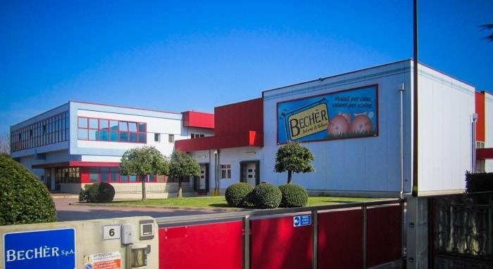 Salumi, l'azienda Bechèr di Treviso amplia lo stabilimento. Fatturato di 34 milioni di euro per la leader dei salumi veneti