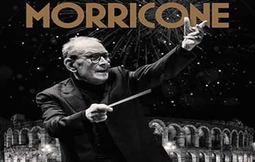 Ennio Morricone Arena di Verona maggio 2019