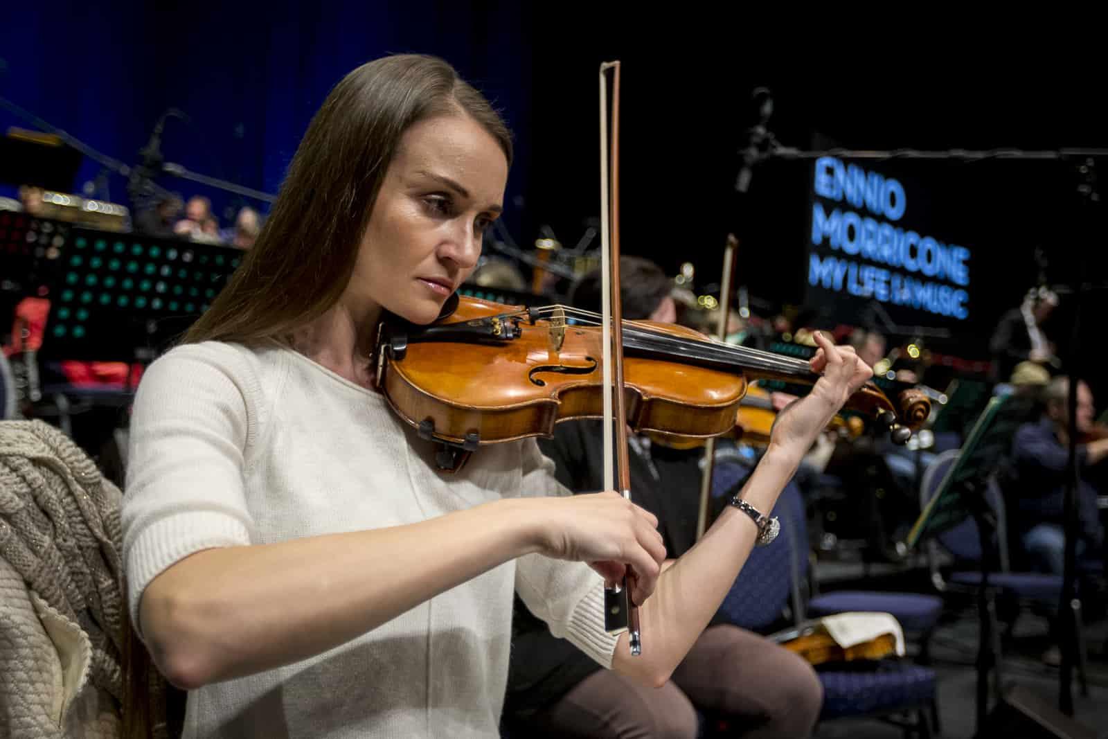 Ennio Morricone - concerto all'Arena di Verona - 18 e 19 maggio 2019