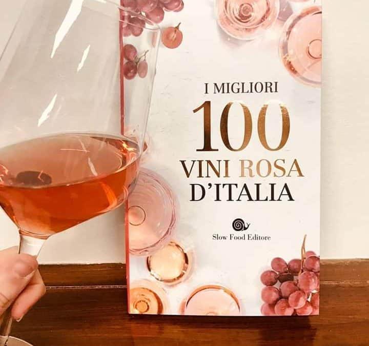 """Guida Slow Wine """"I Migliori 100 Vini Rosa d'Italia"""" presentata a Vinitaly 2019. L'esperienza della degustazione dei """"vini rosa"""""""