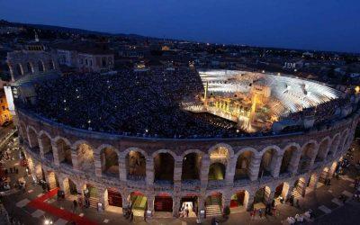"""Opera lirica L'Arena di Verona. Dal 21 giugno 2019 con """"La Traviata"""" di Giuseppe Verdi il Festival Lirico della Fondazione Arena"""